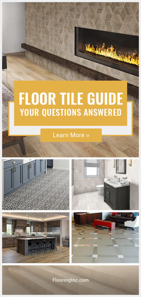 Learn 11 Key Facts to Make You an Expert on Floor Tile