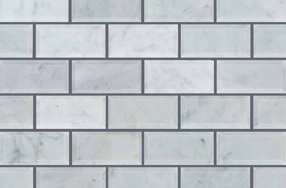 Floor Tile Trends: Shaw Chateau Natural Stone Subway Tile