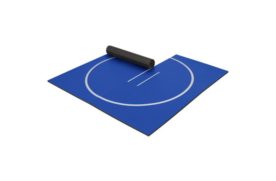 Deluxe Home Wrestling Mats- Rollout