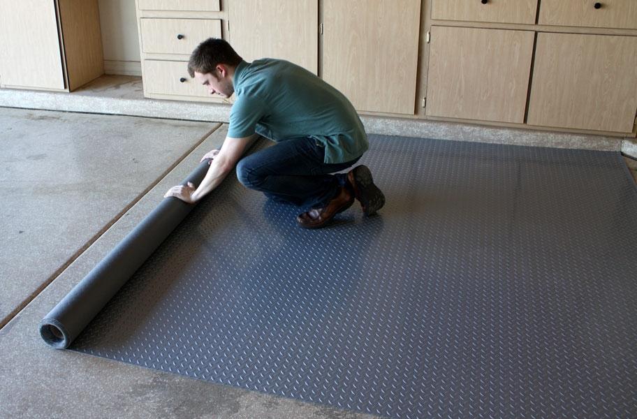 Nitro Rolls-Garage Flooring Stains