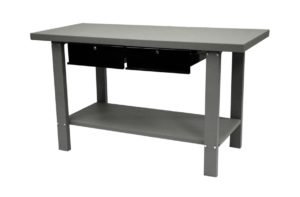 She Shed Furniture- Homak Industrial Steel Workbench