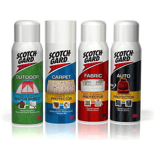 Scotchgard Cleaning Products