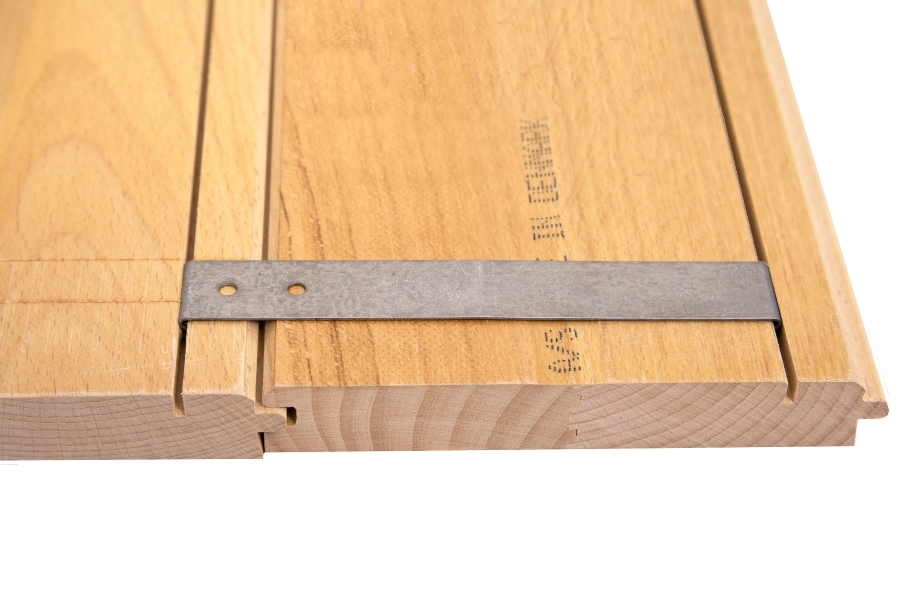 Court Plank- Clip Installation: TruFit Hardwood System by Junckers