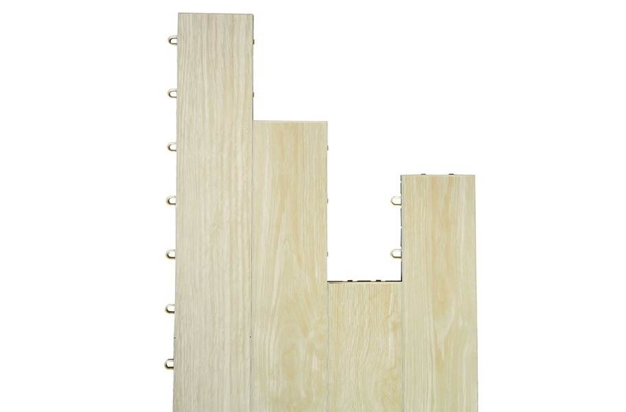 Court planks: Interlocking Installation- ProGym Planks