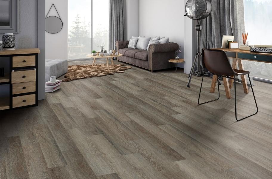 Homeschool Room Guide: Waterproof vinyl flooring