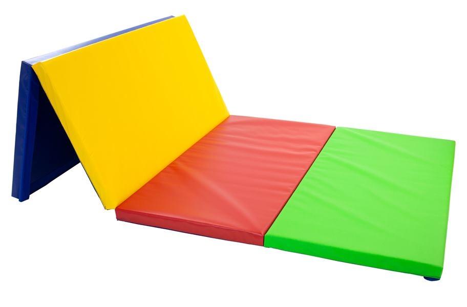 Gymnastics Mats FAQ: 4'x8'x2 Eco Folding Mats