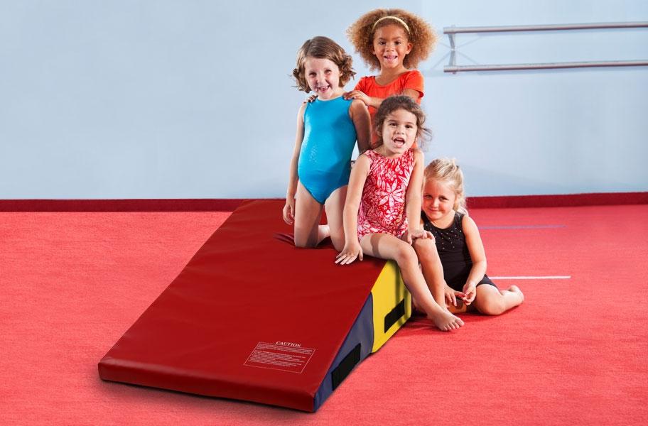 Gymnastics Mats FAQ: Incline Mats