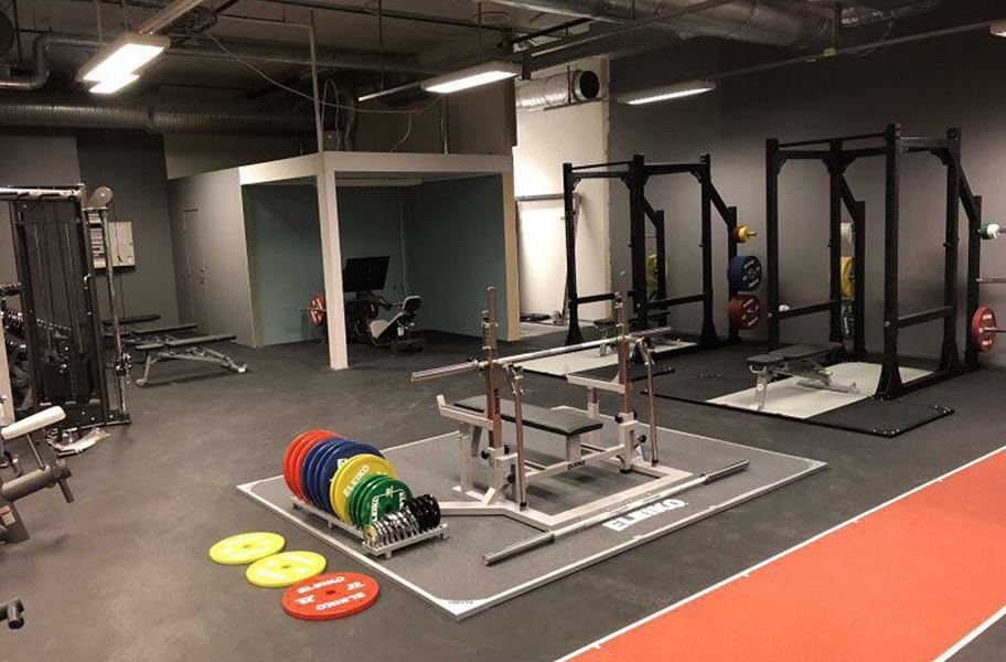 How to Clean Gym Mats: PAVIGYM 22mm Endurance S&S Rubber Tiles
