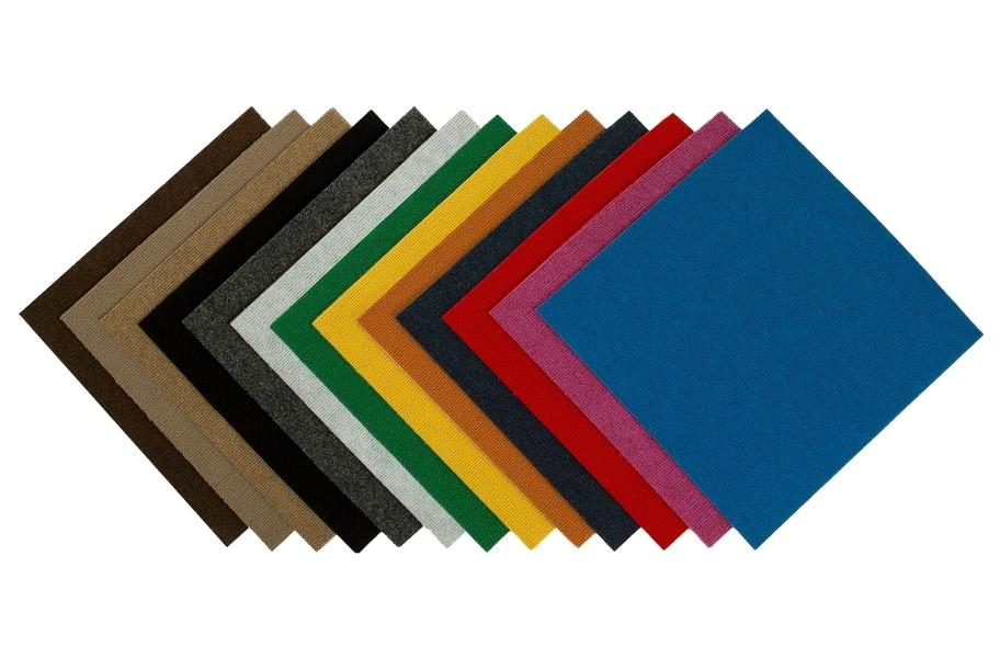 Ribbed Carpet Tile - Quick Ship