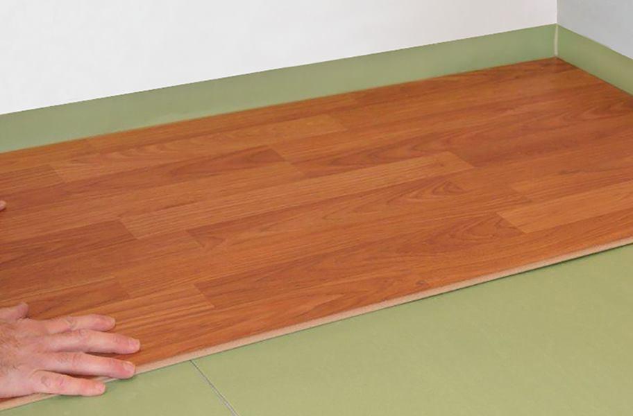 Vapor Barrier Classifications: FloorMuffler With UltraSeal