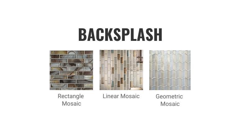 Matte Kitchen Cabinets- Complete the Look- Backsplash