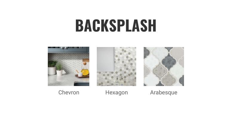 Blue Kitchen Cabinets- Complete the Look – Backsplash