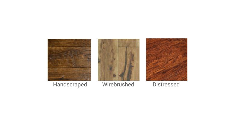 Wood Flooring Textures- Map