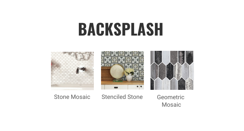 Glossy Kitchen Cabinets- Complete the Look- Backsplash