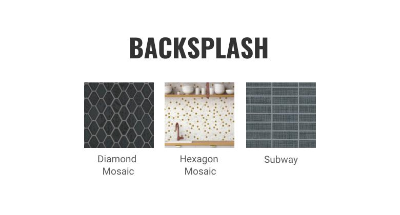 Natural Wood Cabinets- Complete the Look- Backsplash
