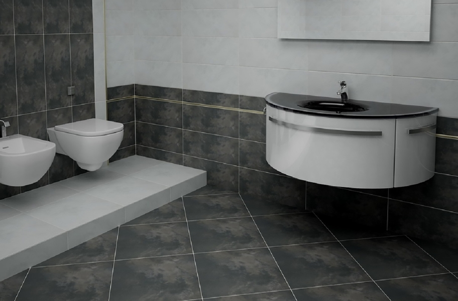 Emser Tile Cosmopolitan in a bathroom setting