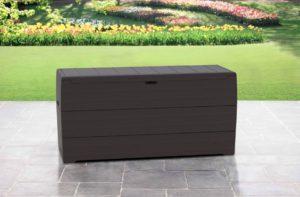 Pet Patio Storage: Duramax Deck Storage Box