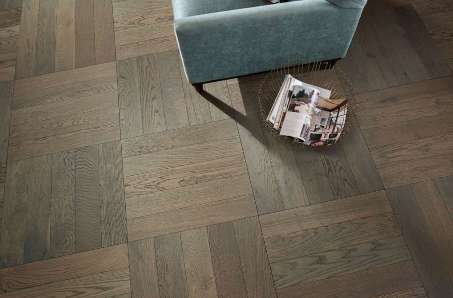 What is Engineered Hardwood: Show Fifth Avenue