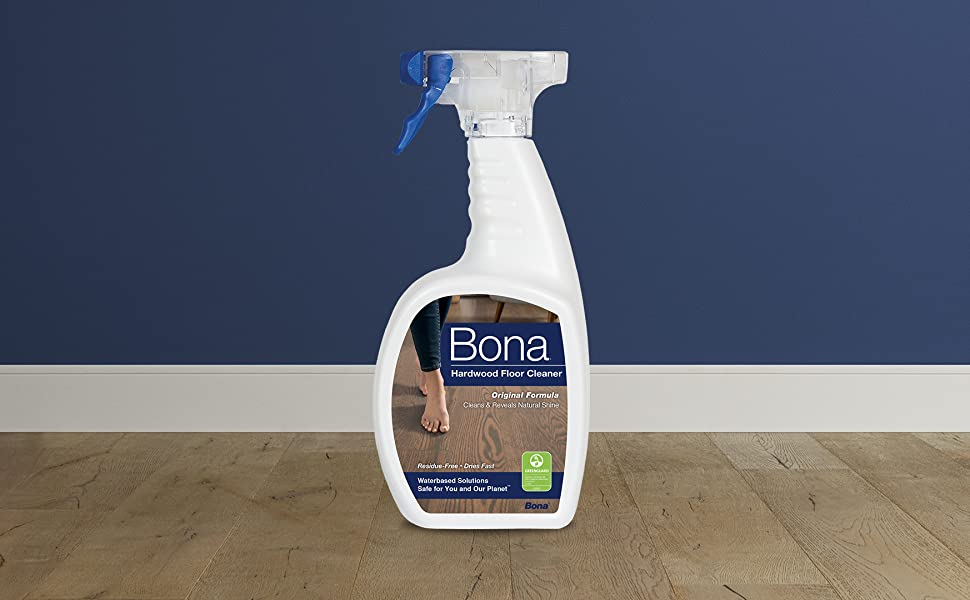 Store Bought Cleaner: Bona