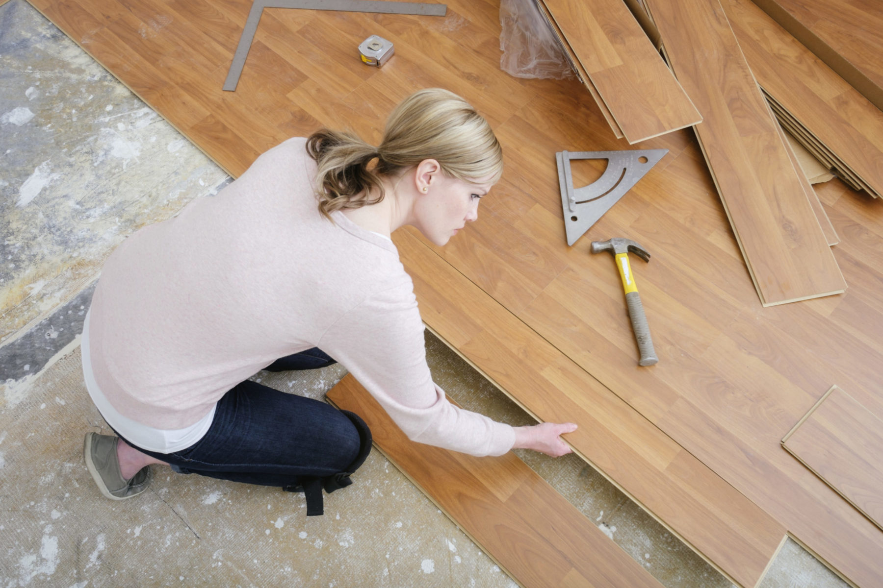 How to Cut Engineered Hardwood