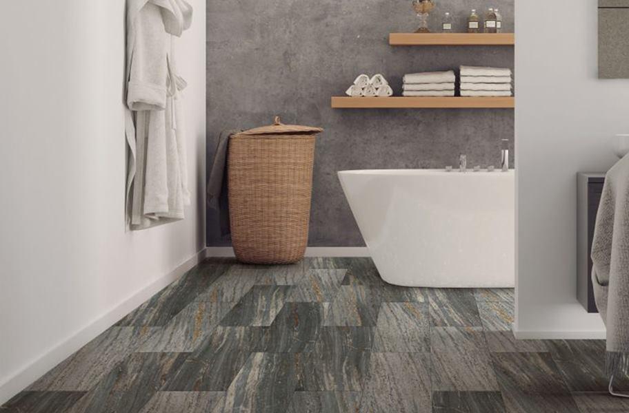 COREtec Plus Enhanced Waterproof Tiles