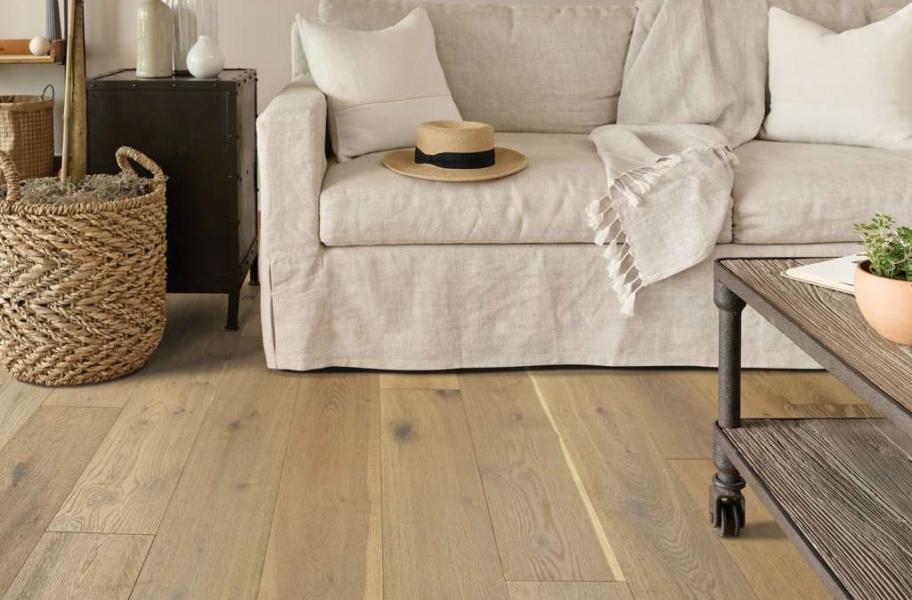 Shaw Expressions White Oak Engineered Wood