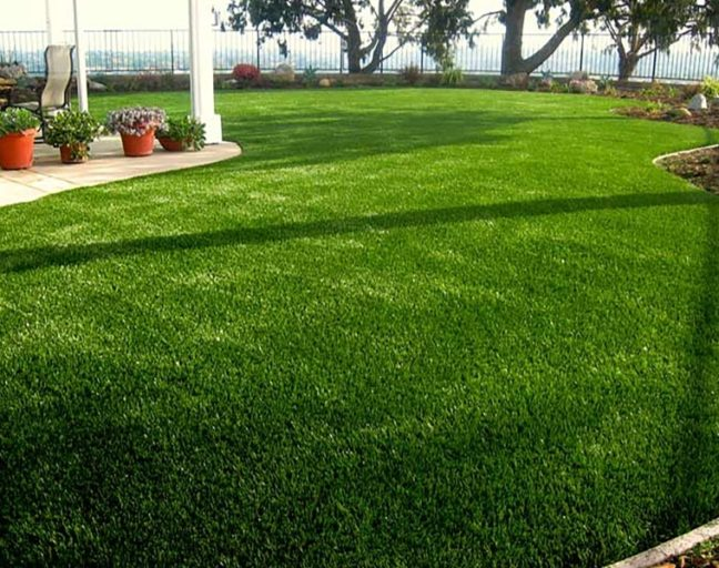 Replacing Natural Grass: Beverly Premium Turf Rolls