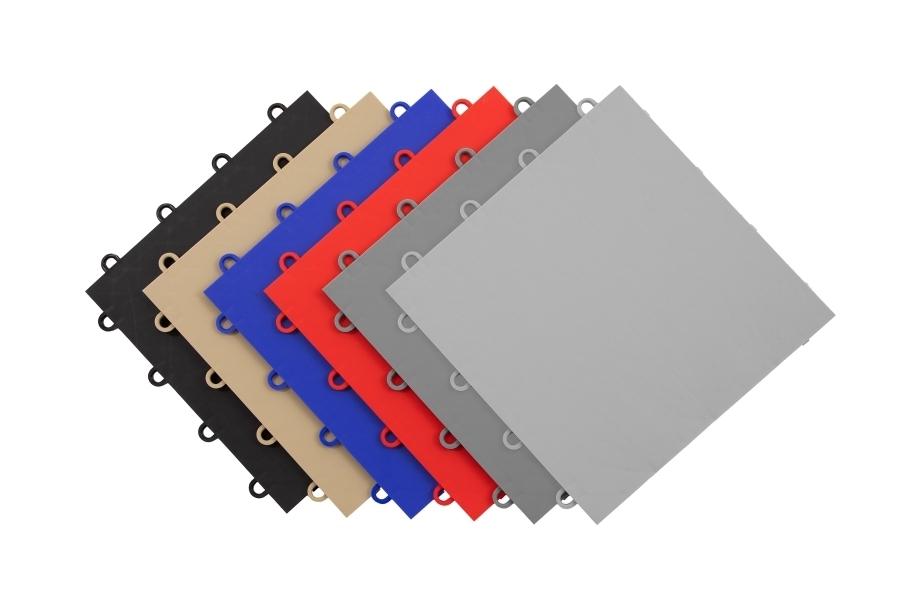 How to Clean Vinyl Tiles: Flat Top Dance Tiles