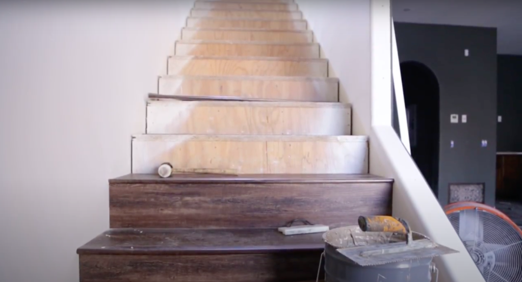 How to Install Flooring on Stairs