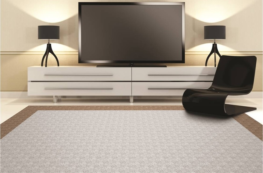 Weave Carpet Tiles: Natural Area Rugs