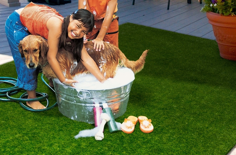 Best Cleaning Solutions: Greenspace Artificial Grass Rugs