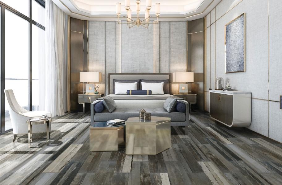 Wood-Look Bedroom Floors: Daltile Cinematic