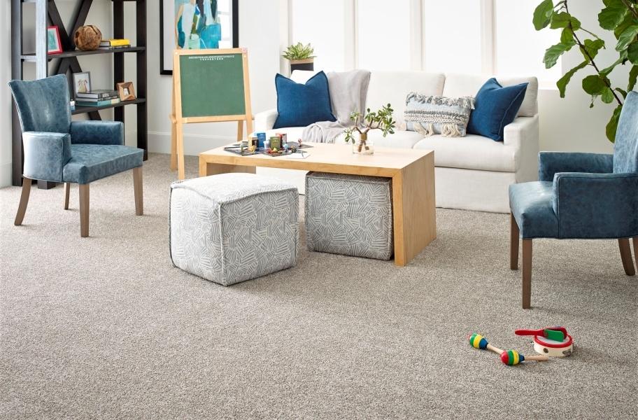 Shaw Floorigami Tri-Tone Carpet Plank