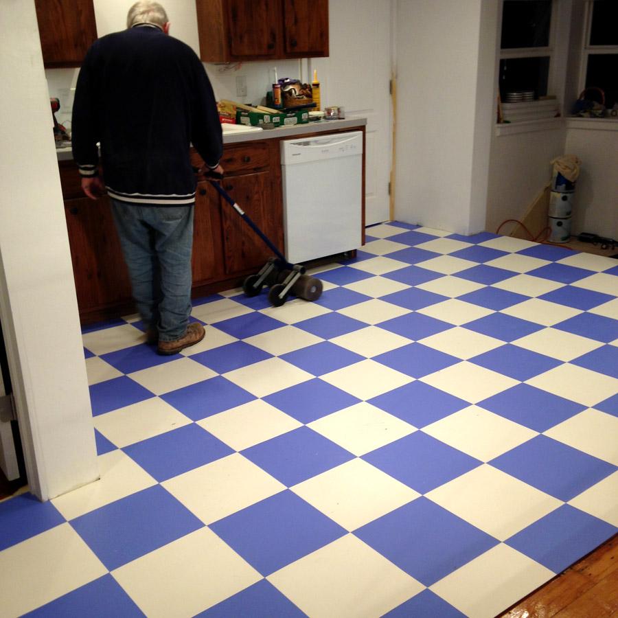 Vinyl Floor Red And White Vinyl Floor Tiles