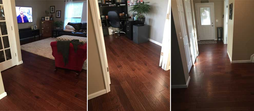customer customer shaw kingwood hand sed engineered hardwood flooring