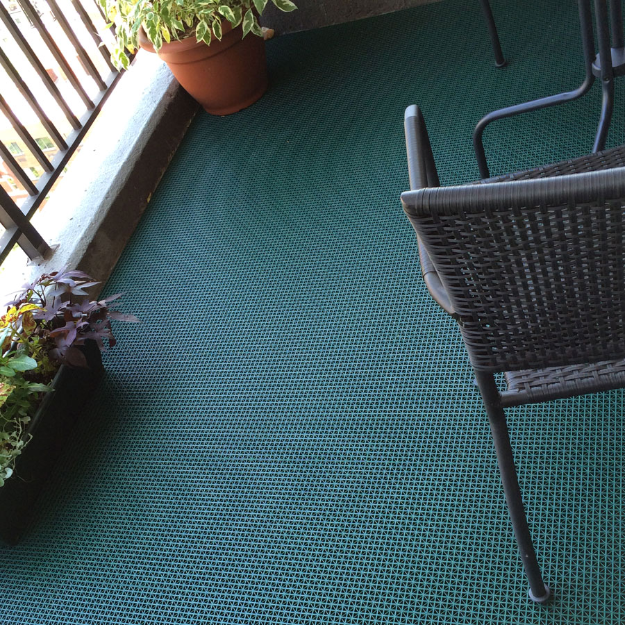 Customer reviews rugged grip loc tiles for Happy floors tile reviews
